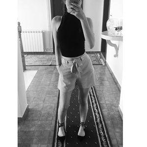 Pants - ASOS Trouser shorts